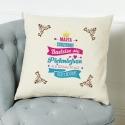 Codziennie piękniejsza - poduszka personalizowana