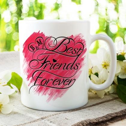 BFF - kubek dla przyjaciela