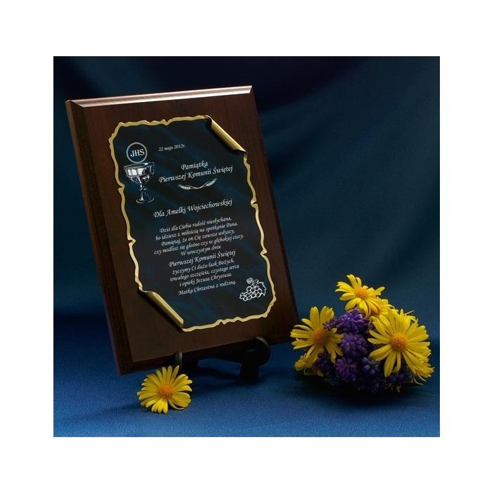 Dyplom Pamiątka Pierwszej Komunii Świętej